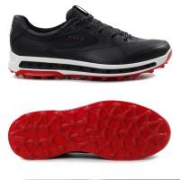 Ecco Cool Pro GTX Herren Golfschuhe, Schwarz / Weiß / Rot