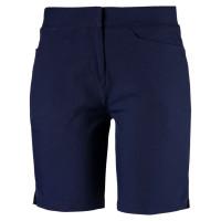 Puma Pounce Damen Golf Bermuda Shorts, Peacoat