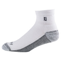 FootJoy Herren Golf Socken ProDry Quarter, 1 Paar
