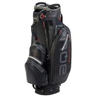 Big Max Aqua Sport 2 Waterproof Cartbag, Schwarz / Silber
