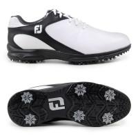 FootJoy ARC XT Herren Golfschuhe, WIDE, Weiß / Schwarz