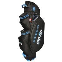 Bennington IRO Quiet Organizer 14 (QO 14) Waterproof Cartbag 2020, Black / Cobalt