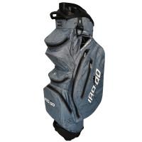 Bennington IRO Quiet Organizer 14 (QO 14) Waterproof Cartbag 2020, Canon Grey Flash / Black