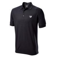 Wilson Staff Authentic Herren Golf Polo, Schwarz