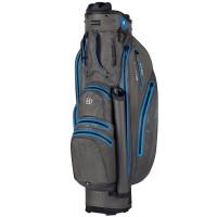 Bennington Quiet Organizer 9 (QO 9) LITE Waterproof Cartbag, Grau / Blau