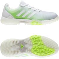 Adidas CodeChaos Damen Golfschuhe, Weiß / Grün