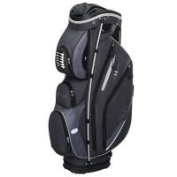 Wilson Staff Nexus II Cartbag, Schwarz / Grau