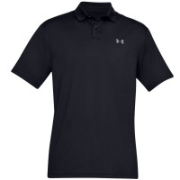 Under Armour Performance 2.0 Herren Golf Polo, Schwarz