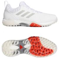 Adidas CodeChaos Herren Golfschuhe, Weiß