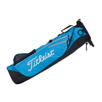 Titleist Premium Carrybag / Pencil Bag 2020, Blau / Schwarz