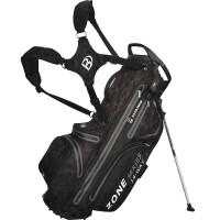 Bennington 2021 Zone 14 Waterproof Standbag, Black Camo / Black