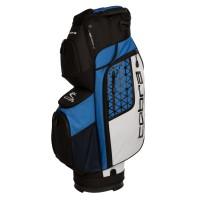 Cobra Ultralight Cartbag, Schwarz / Blau / Weiß