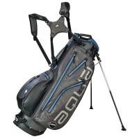 Big Max Aqua 4 Waterproof Standbag, Grau / Blau