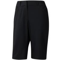 Adidas Damen Golf Bermuda Shorts, Schwarz