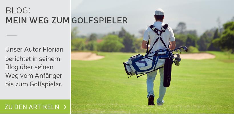 Blog: Mein Weg zum Golfspieler