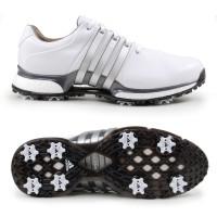 Adidas Tour 360 XT Herren Golfschuhe, Weiß / Silber / Grau