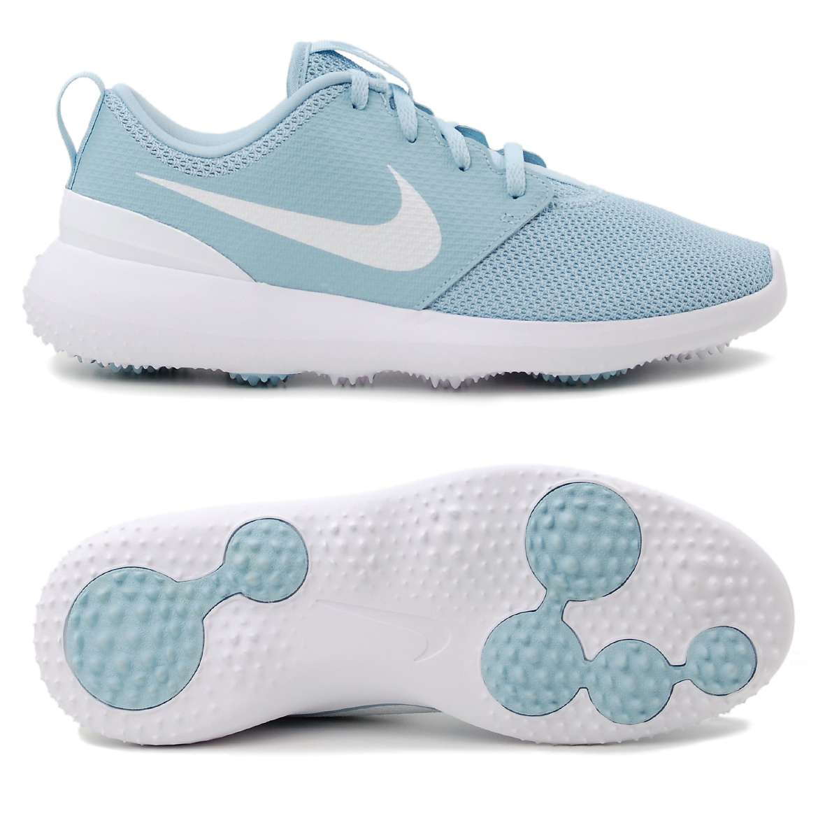 Nike Roshe G Damen Golfschuhe, Türkis / Weiß günstig kaufen