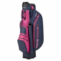 Bennington DRY Quiet Organizer 9 (QO 9) Waterproof Damen Cartbag, Navy / Purple / Pink