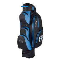 Bennington Sport Quiet Organizer 14 (QO 14) Waterproof Cartbag, Schwarz / Blau
