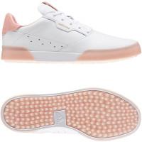 Adidas Adicross Retro Damen Golfschuhe, Weiß / Pink