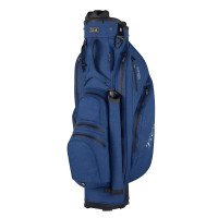 TiCad Quiet Organizer 9 (QO 9) Premium Waterproof Cartbag, Blau / Schwarz