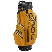 Big Max Aqua Sport 2 Waterproof Cartbag, Gelb / Schwarz / Silber