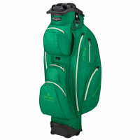 Bennington Sport Quiet Organizer 14 (QO 14) Waterproof Cartbag, British Green / Silver