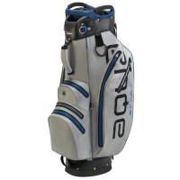 Big Max Aqua Sport 2 Waterproof Cartbag, Silber / Schwarz / Blau