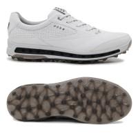 Ecco Cool Pro GTX Herren Golfschuhe, Weiß / Schwarz