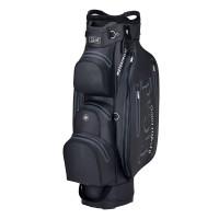 TiCad DRY Tour Waterproof Cartbag, Schwarz / Grau
