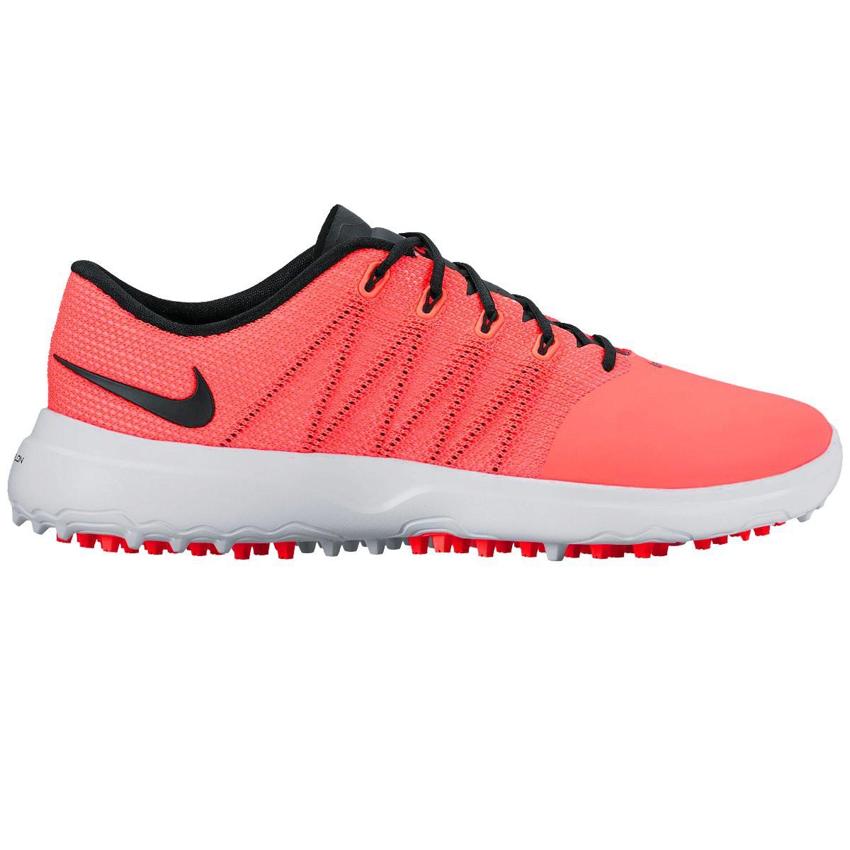 Golflaedchen.de Nike Lunar Empress 2 Damen Golfschuhe, Pink / Weiß