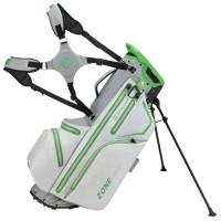 Bennington 2021 Zone 14 Waterproof Standbag, White / Silver / Lime