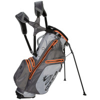 Cobra Ultradry Waterproof Standbag, Grau / Silber / Orange