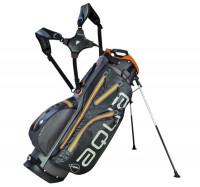 Big Max Aqua 4 Waterproof Standbag, Grau / Schwarz / Orange