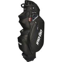 Bennington IRO Quiet Organizer 14 (QO 14) Waterproof Cartbag 2020, Black, +2 Inch höher