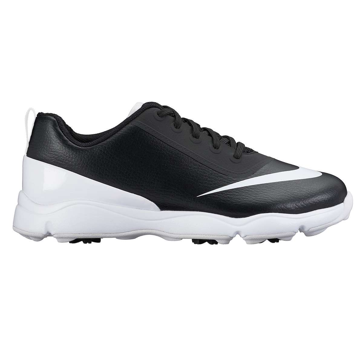 Nike Control Junior Kinder Golfschuhe, Schwarz / Weiß günstig kaufen    Golflädchen