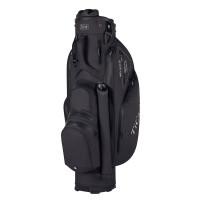 TiCad Quiet Organizer 9 (QO 9) Premium Waterproof Cartbag, Schwarz