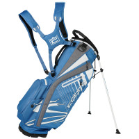 Cobra Ultralight Standbag, Blau / Grau / Weiß