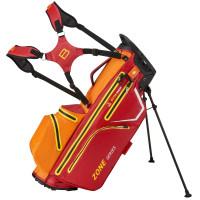 Bennington 2021 Zone 14 Waterproof Standbag, Red / Orange / White / Silver