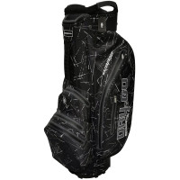 Bennington DRY GO Waterproof Cartbag, Black Flash / Canon Grey
