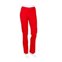 Alberto Golf Anja 3xDry Cooler Damen Golfhose, Rot