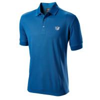 Wilson Staff Authentic Herren Golf Polo, Blau