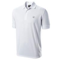 Wilson Staff Authentic Herren Golf Polo, Weiß