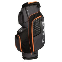 Cobra Ultralight Cartbag, Grau / Schwarz / Orange