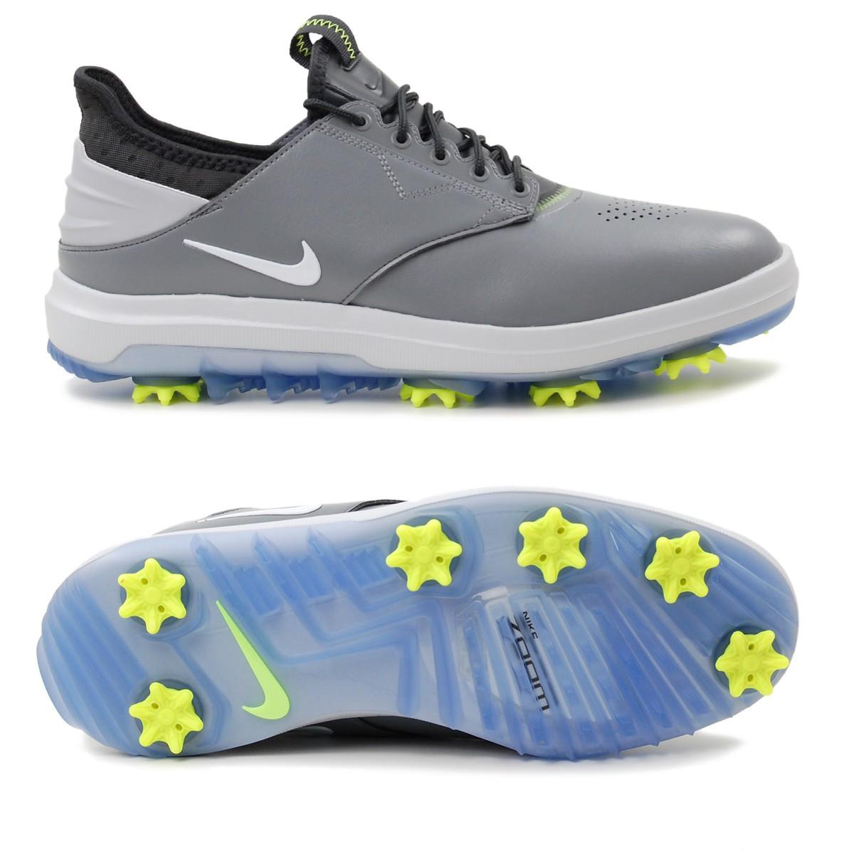 the latest 14df8 3ff6a Nike Air Zoom Direct Herren Golfschuhe, Silbergrau  Weiß günstig kaufen   Golflädchen