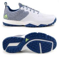 Adidas adipower 4orged S Herren Golfschuhe, Blau / Weiß