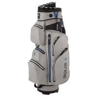 Big Max Aqua Silencio 2 Waterproof Cartbag, Silber / Schwarz / Blau