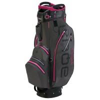 Big Max Aqua Sport 2 Waterproof Damen Cartbag, Grau / Schwarz / Pink
