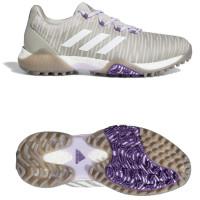 Adidas CodeChaos Damen Golfschuhe, Grau / Weiß